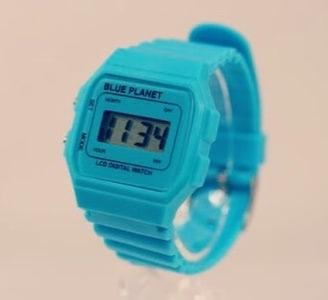ダイソーの腕時計photo2