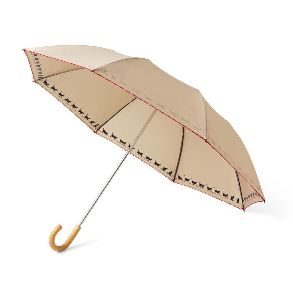 フェリシモ猫部(折りたたみ傘)イメージ