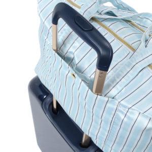 スーツケースへセットアップもできる優れものです。
