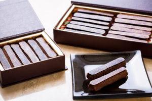 銀座店限定商品 「スティックパウンドケーキ」