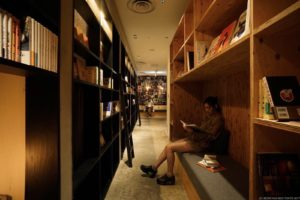 「BOOK AND BED TOKYO」