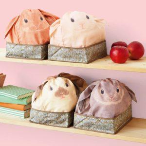 YOU+MORE! ごちゃごちゃ小物をまとめて隠す うさぎを飼っている気分の収納ケースの会  1個 ¥2,480(+8% ¥2,678)
