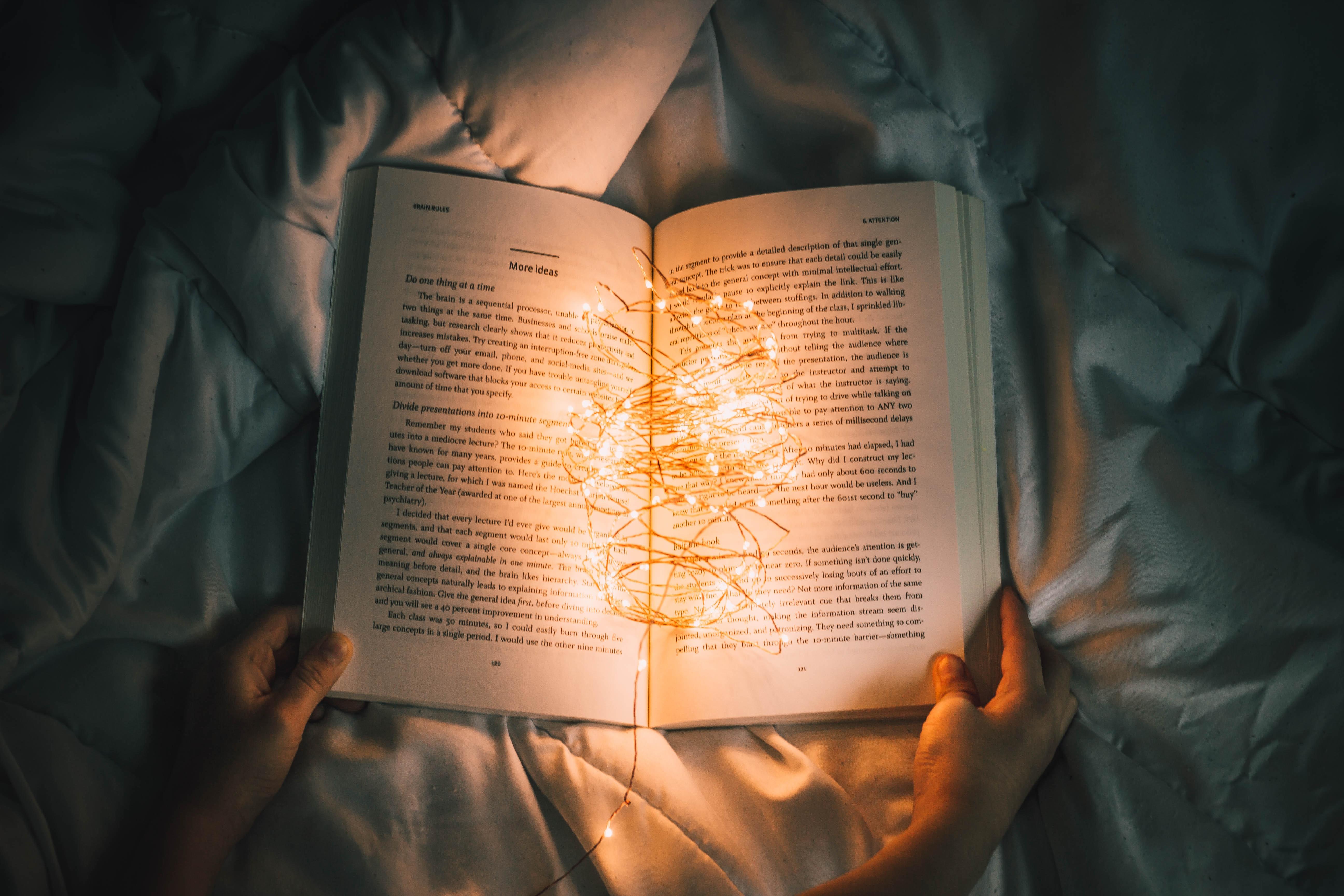 秋の夜長の読書