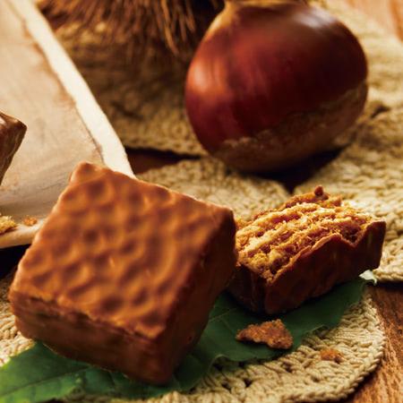 チョコレートウエハース[モンブランクリーム12個入]【期間・数量限定】