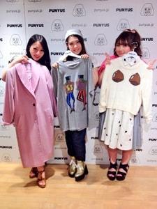 PUNYUS展示会!!photo2